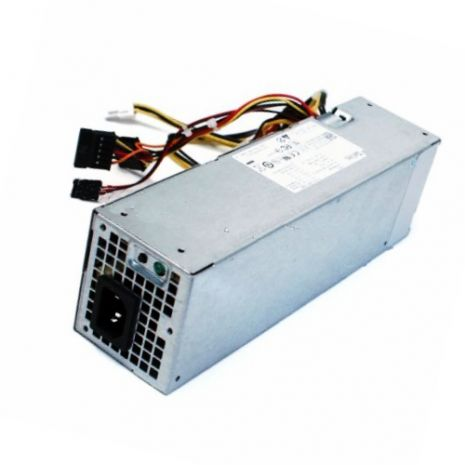0CCCVC 240-Watts Power Supply for Optiplex 390 790 990 3010 7010 9010 SFF Models by Dell (Refurbished)
