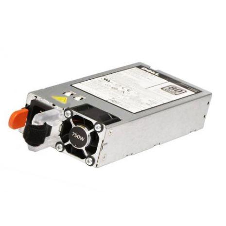 0CC6WF 1100-Watts 80+ Platinum Redundant Power Supply for PowerEdge R520 / R620 / R720 / R720XD by Dell (Refurbished)