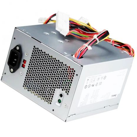 0WU133 305-Watts Power Supply for OptiPlex 320, 330, 360, 740, 745, 755, 960, Dimension 5200, E520, E521, PowerEdge T100, T105 by Dell (Refurbished)