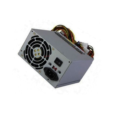 244163-001 50-Watts 115/230 Volt Ultra Slim Desktop Power Supply for Evo by HP (Refurbished)