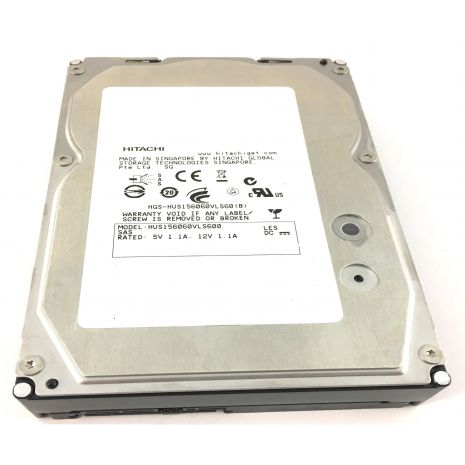 0B22890 450GB 15000RPM SAS 3.0 Gbps 3.5 16MB Cache UltraStar Hard Drive by Hitachi (Refurbished)