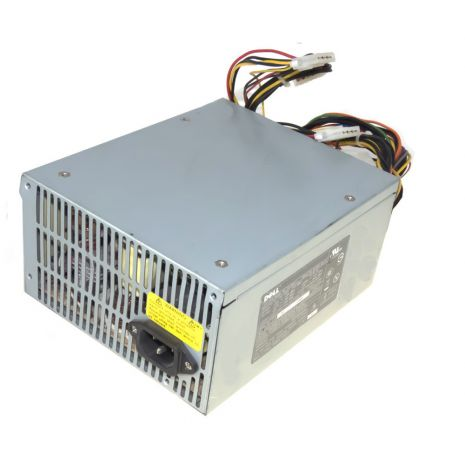 UJ570 650-Watts Fixed Power Supply for PowerEdge 1800 by Dell (Refurbished)