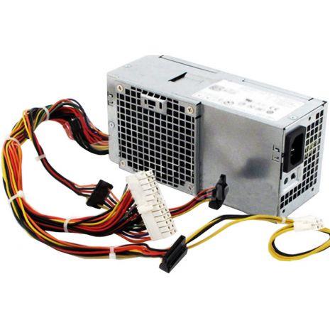 X3KJ8 250-Watts Power Supply for OptiPlex 390, 790, 990 (Clean pulls) by Dell (Refurbished)