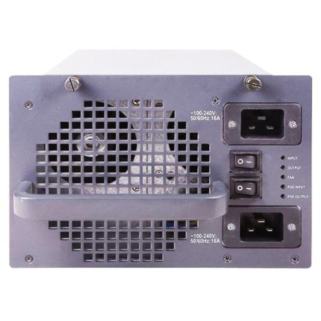 JD219-61101 2800-Watts AC Power Supply for A7500 Switch by HP (Refurbished)