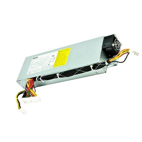 RH744 345-Watts Power Supply for PowerEdge 850 860 R200 by Dell (Refurbished)