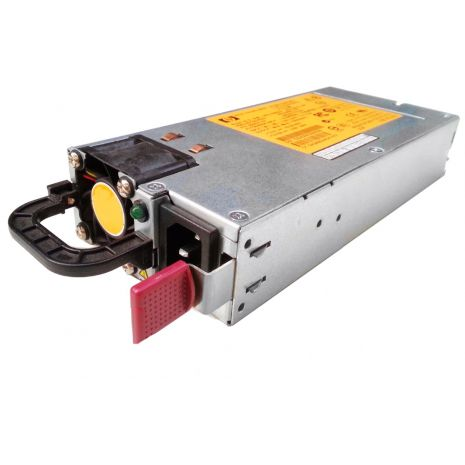 HSTNS-PD18 750-Watts Switching Power Supply for Proliant DL360 G6 ML370 G6 (Clean pulls) by HP (Refurbished)