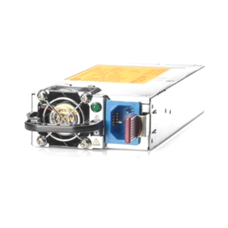 754381-001 800-Watts 94% Efficiency Flex Slot Platinum Redundant Hot-Plug 1U Power Supply for ProLiant DL360 / DL380 / ML350 Gen9 Server by HP (New Bulk)