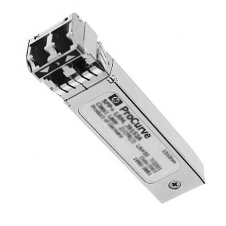 721748-001 C8R25A 10Gbps 10GBase-SW Multi-mode Fiber Short Wave 300m 850nm iSCSI LC Connector SFP+ Transceiver (4-Pack) for MSA 2040 Storage by HP (New Bulk)
