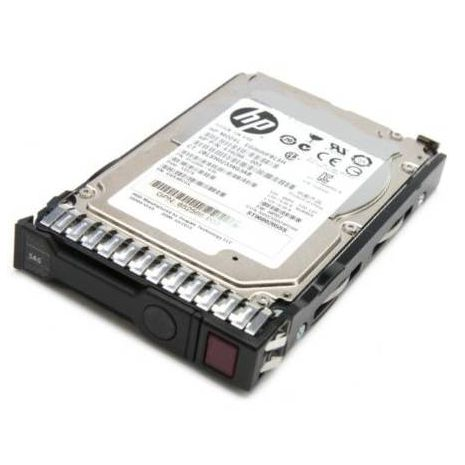 EH000300JWCPK 300GB 15000RPM SAS 12Gb/s 512n Hot-Swappable 2.5-inch Hard Drive with Tray by HP (New Bulk)